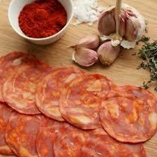 Sliced Chorizo Salami 500g