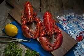 Frozen Cooked Whole Lobster 350g
