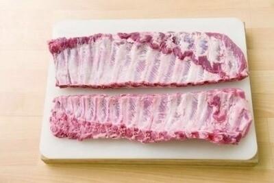 Frozen Baby Back Pork Ribs 8-900g
