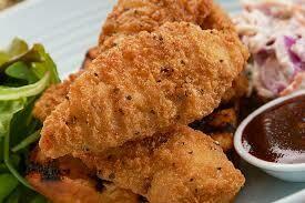Frozen Southern Fried Chicken Goujons 1kg