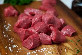 Lean Diced Beef 1kg