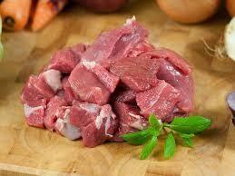Diced Lamb Leg 1kg