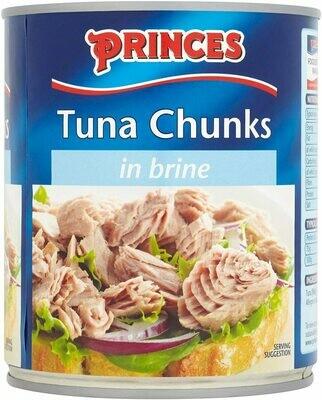 Tinned Tuna in Brine 1.7kg