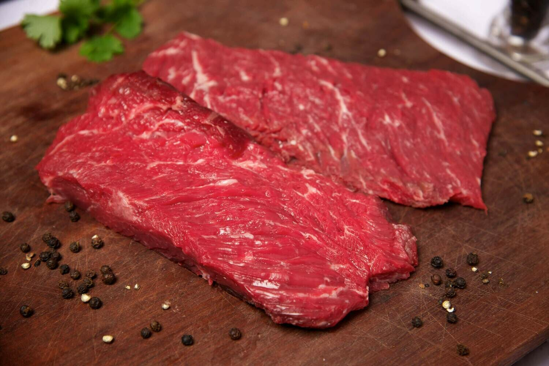 Bavette Steaks 5x90-100g