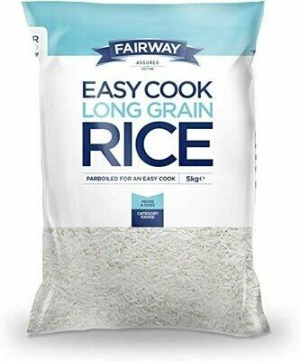 Long Grain Rice 5kg