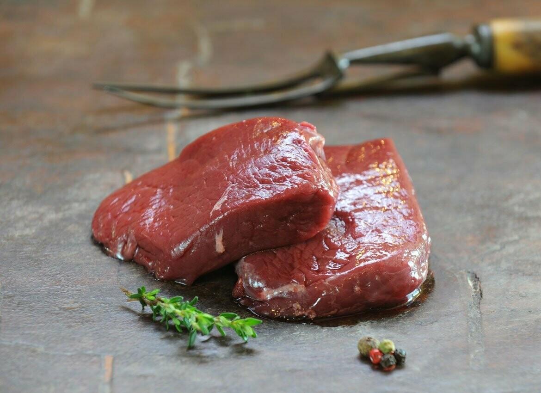 Venison Steaks 2x225g