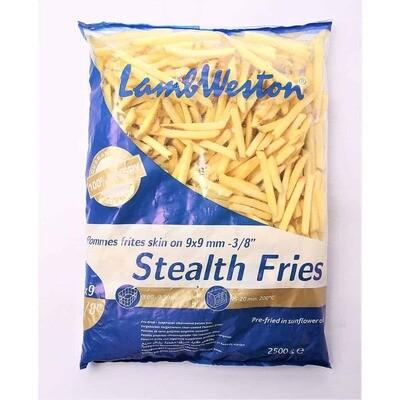 Lamb & Weston Stealth Fries 2.5kg