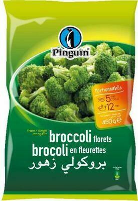Broccoli Florets 1kg