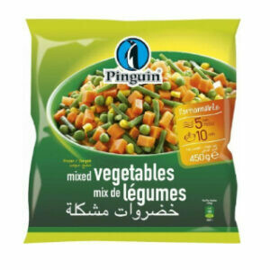 Mixed Vegetables 1kg