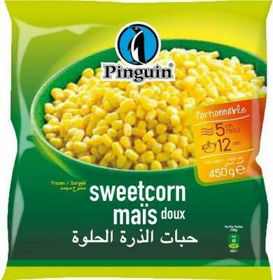 Sweetcorn 1kg