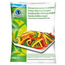 Sliced Peppers 1kg