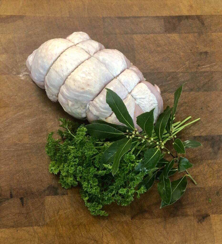 Fresh Boneless Turkey Breast Roll