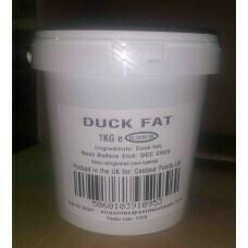 Duck Fat 1kg Tub