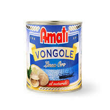 Tinned Vongole (Clam) Meat 800g