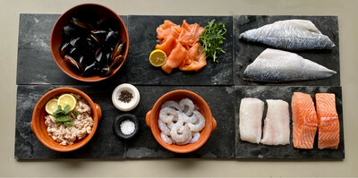 Luxury Fish Box