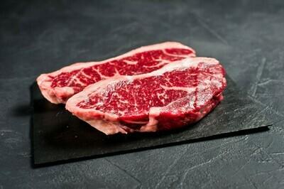 Sirloin Steaks 2x227g