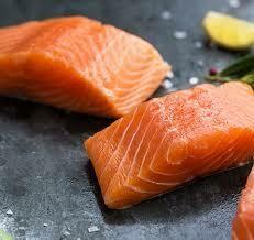 Fresh Salmon Fillet Portions 2x140-150g