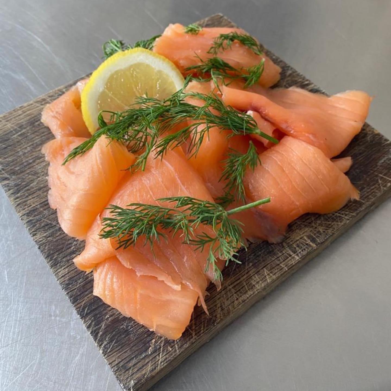 Sliced Scottish Smoked Salmon 400g