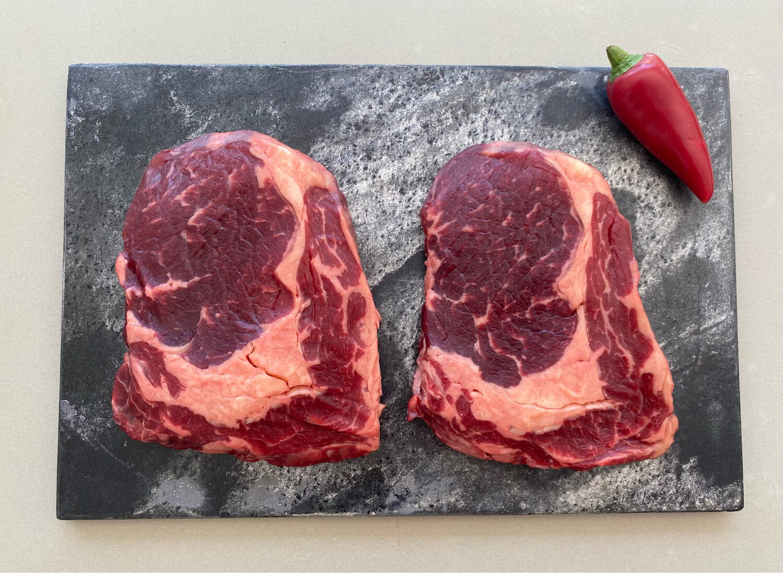 Ribeye Steaks 2x227g