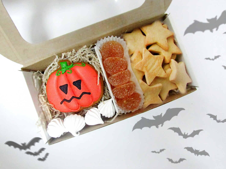 """Хэллоуин №1"", сладкий подарочный набор"