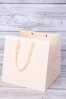 Подарочный пакет 22х22х22 см