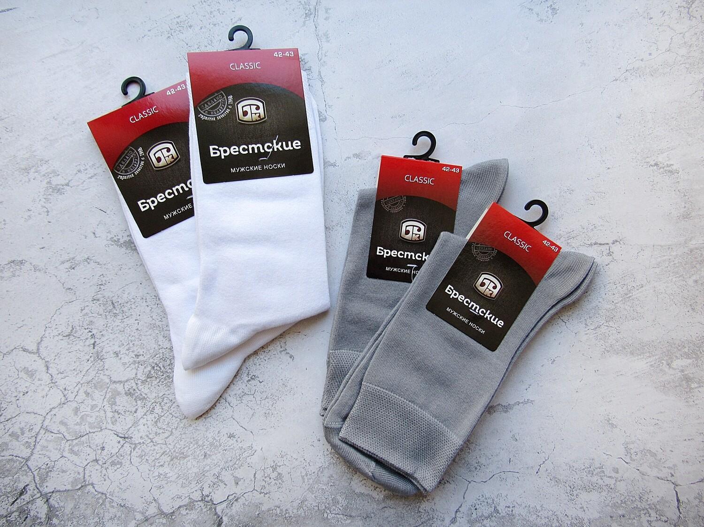 Комплект носков Брестские, 4 шт