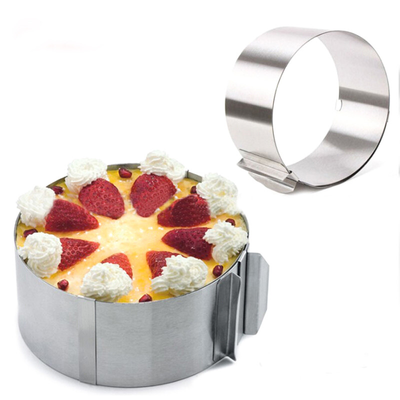 Кольцо кулинарное, Форма для выпечки