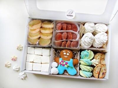 """""""Один Прекрасный День"""", подарочный набор сладостей для женщины"""