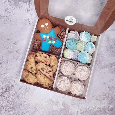 Один Прекрасный День 2, подарочный набор сладостей для женщины