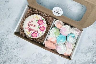 На День Рождения 1, подарочный набор сладостей