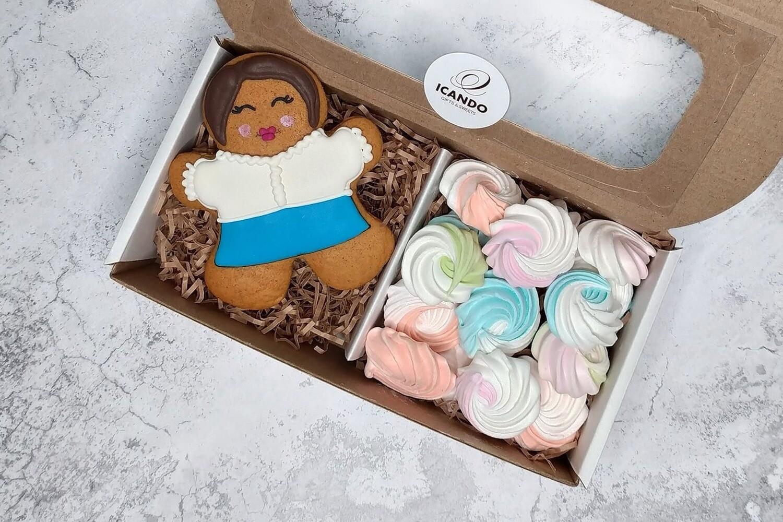 """""""Учителям"""" №1, подарочный набор сладостей для детей"""