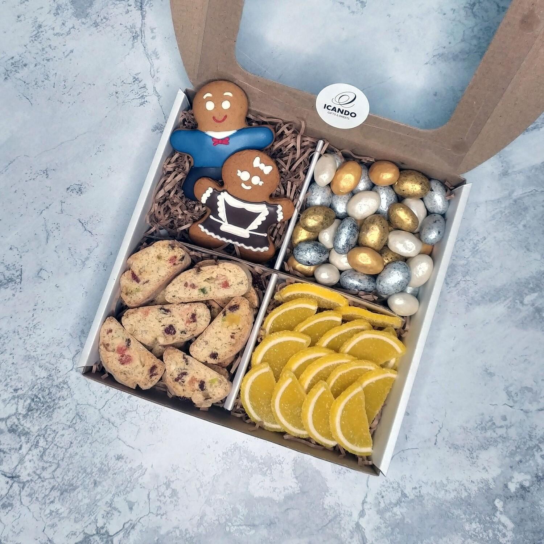 """""""Школьнику"""" №2, подарочный набор сладостей для детей"""