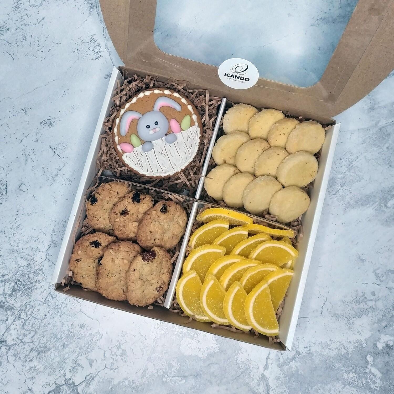 """""""Добрый Кролик"""" №2, подарочный набор сладостей для детей"""