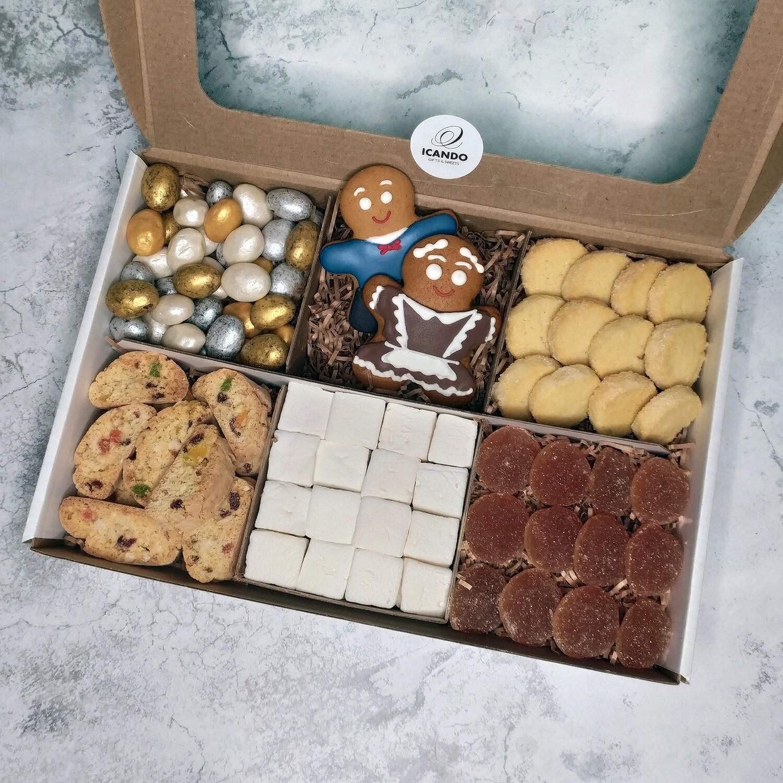 """""""Школьникам"""" №3, подарочный набор сладостей для детей"""