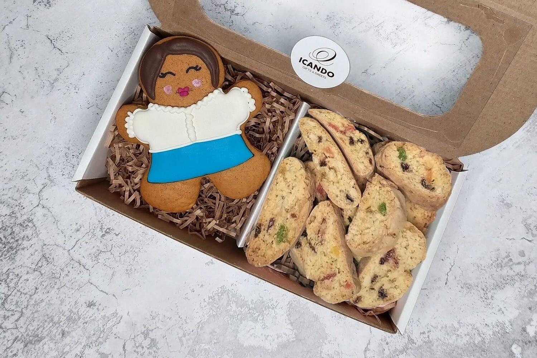 """""""Воспитателю"""" №1, подарочный набор сладостей для детей"""