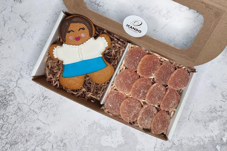 """""""Учителю"""" №1, подарочный набор сладостей для детей"""