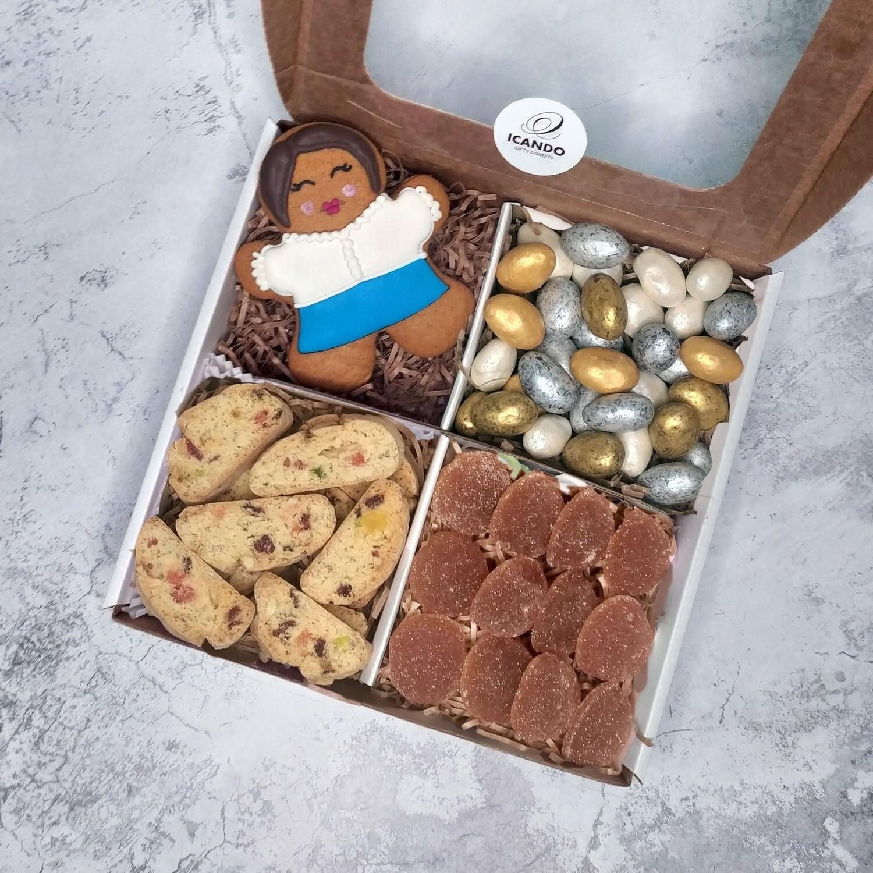 """""""Учителю"""" №2, подарочный набор сладостей для детей"""