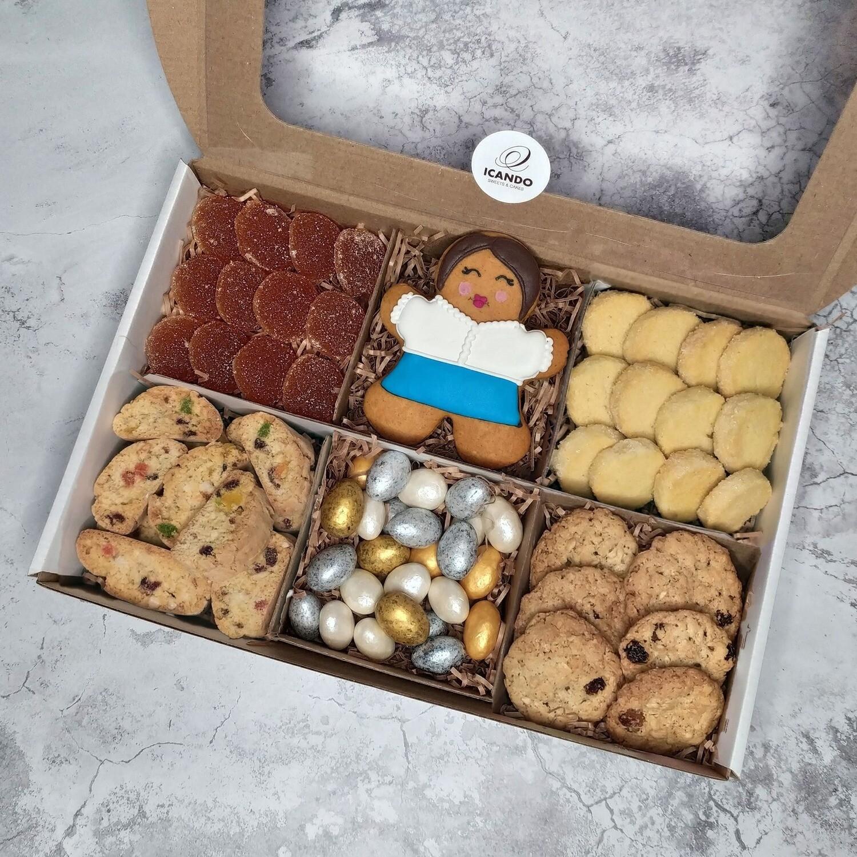 """""""Учителю"""" №3, подарочный набор сладостей для детей"""