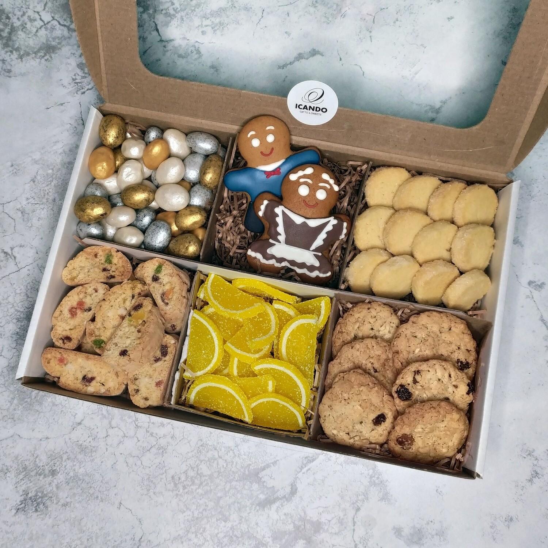 """""""Школьнику"""" №3, подарочный набор сладостей для детей"""