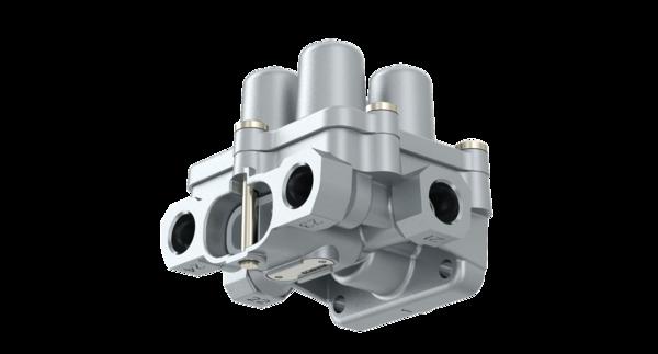 Клапан защитный 5 выводов М22 4хМ16