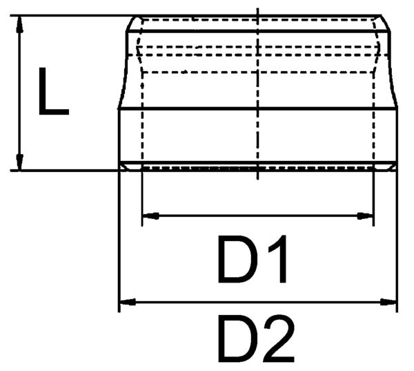 Конус 12мм