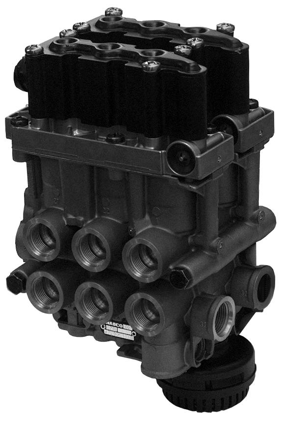 Магнитный клапан подвески двойной байонет