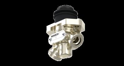Клапан разобщительный с кнопкой управление рулевой колонкой