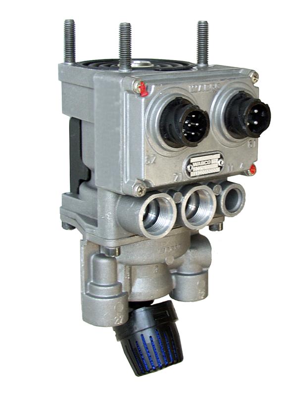 Тормозной кран EBS ДАФ
