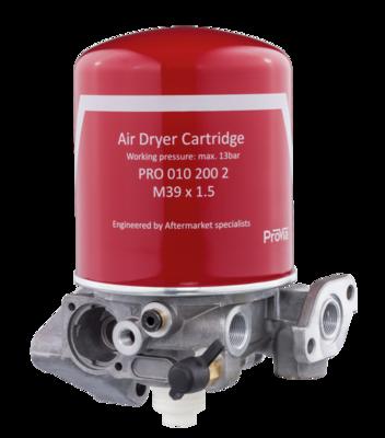 Осушитель воздуха 12.5 бар Порт 22-M16