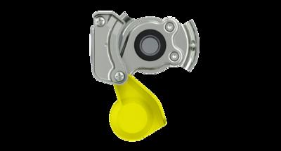 Наконечник желтый без клапана