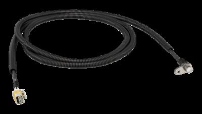 Датчик ЕБС MAN левый (белый разъем) 2 метра mini