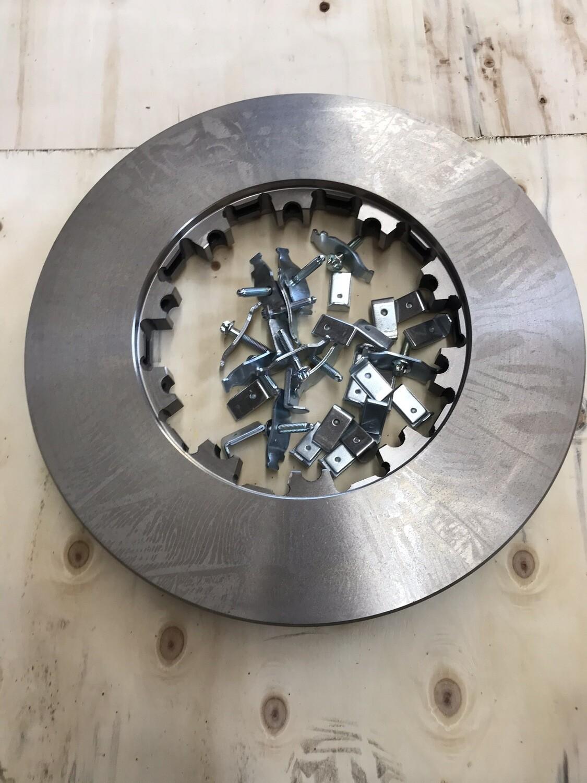Тормозной диск DAF