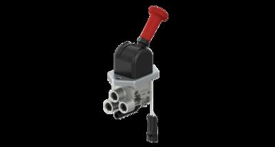 Кран ручного управления Iveco