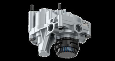  Кран пропорциональный ускорительный DAF